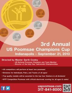 USPCC 2013 Flyer